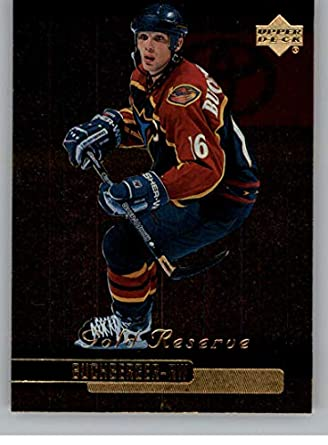 19e3340a8832 1999-00 Upper Deck Gold Reserve Official NHL Hockey Card  179 Kelly  Buchberger Atlanta