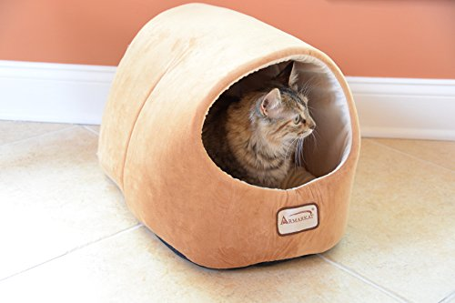 - Armarkat Cat Dog Pet Bed House in