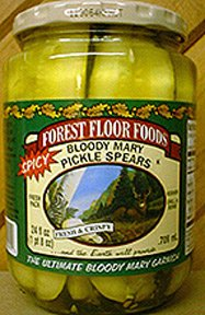 Pickle Spears--3 jar set by Wisconsinmade