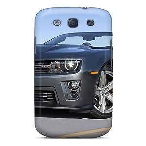 Tpu Case Cover For Galaxy S3 Strong Protect Case - 2011 Camaro Convertible Design
