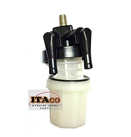Suzuki Outboard Fuel Filter Pump Assy 25HP - 140HP 15410-95510 95520 95530 95540 - Suzuki Outboard Engine