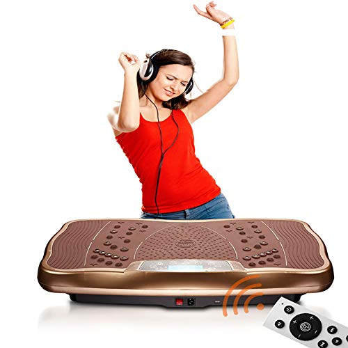 Amazon.com : ZHLXZ Fitness Plataforma Vibratoria de Masaje ...