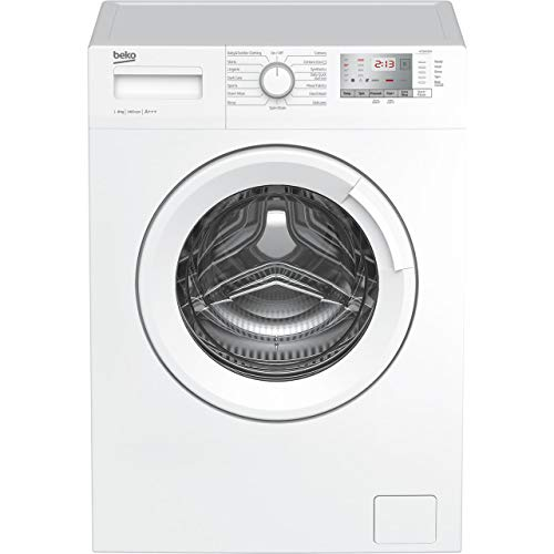Beko WTG841B2W A+++ Rated Freestanding Washing Machine - White
