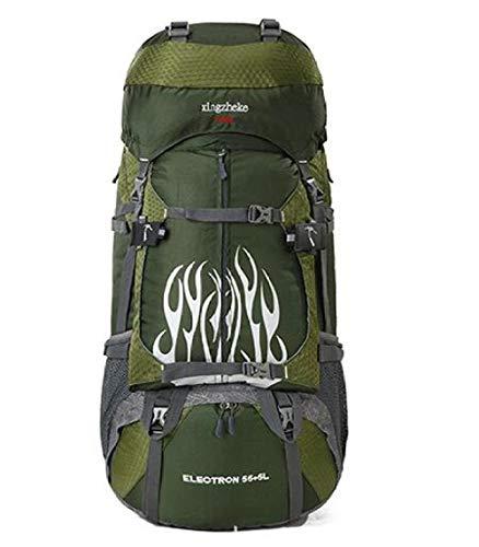 Mochila Hombres Bolsa Montañismo Brown Mochilas Para Bolsas A 5l Camping Laptop Agua Viaje De La Mujeres Prueba 55 TAwAnr7Yq