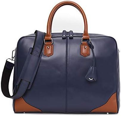 ビジネスバッグ メンズレトロカジュアル ハンドバッグ ショルダーバッグ 毎日の通勤 3way PU防水