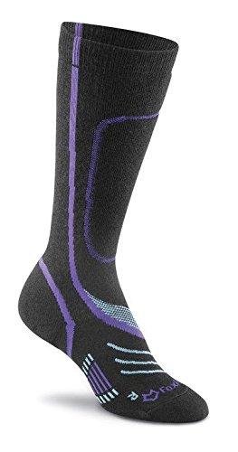 FoxRiver Womens Peak Series VVS Low Pro Lightweight and Silk Ski Socks