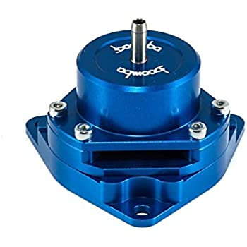 Boomba Racing Blue Bolt-On Blow Off Valve BOV for 2016+ Honda Civic 1.5L Turbo