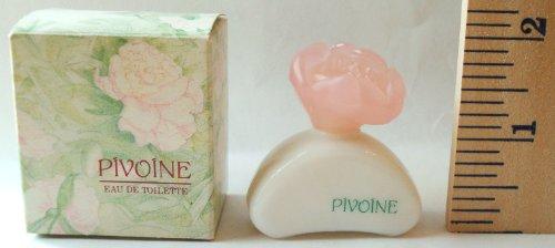 (Yves Rocher Pivoine Miniature Eau De Toilette Perfume .25oz/7.5ml )