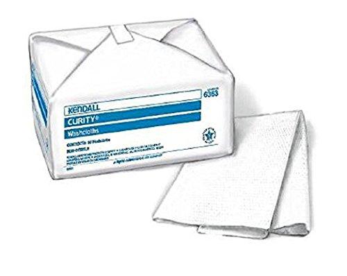 Covidien 6363 - Curity Washcloth 50/Bg