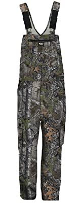 Walls Men's Legend Non-Insulated Bib Overall with Drytec Water Repellent Finish