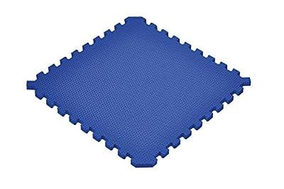 """Norsk Solid Blue 3/4"""" Sport Foam Mats - EVA Foam Interlocking Tiles"""