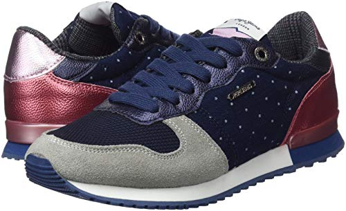 Tino Pepe 595 Sneaker Gable Donna Jeans Blu navy TUq6wE