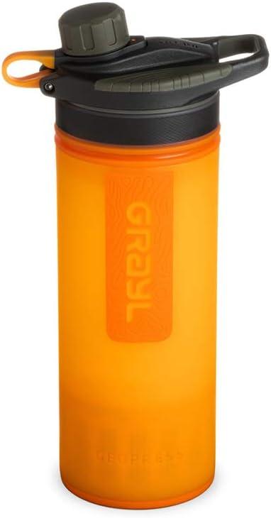 GRAYL 400-ORN - Cantimplora, Color Naranja