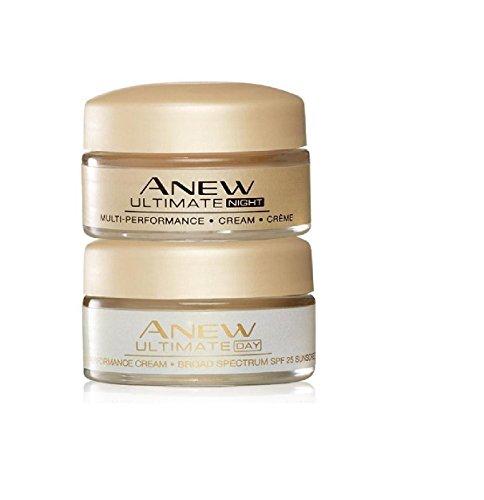 Avon Anew Ultimate Day & Night Cream Travel Size Set