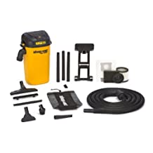 Shop-Vac ShopVac 3942000 5 Gallon 4.5 Peak HP Wall Mount Wet/Dry Vacuum