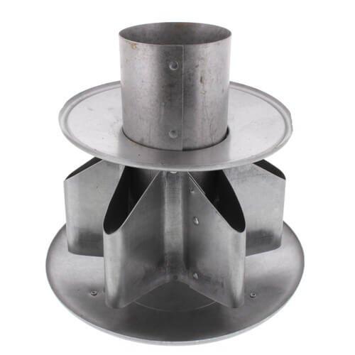 3'' Star-Kap, Aluminum Vent Cap