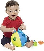 Formas Na Bola, Brinquedos Estrela, Multicor