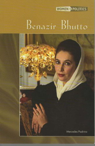 Benazir Bhutto (Women in Politics)