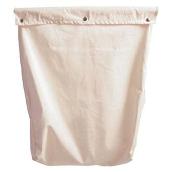 Repuesto bolsas para ropa sucia, Natural tela, caso/6 ...