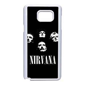 Samsung Galaxy Note 5 Cases Cell Phone Case Cover Nirvana Band 5R52R3518205