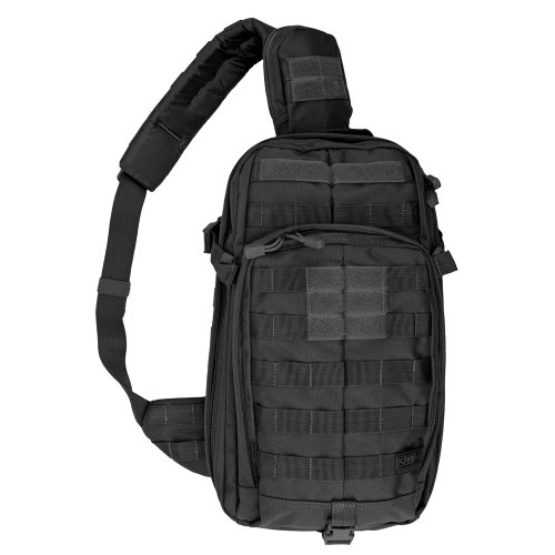 5.11 Rush 10 Mobile Operation Attachment Bag (Black, 1 Size), Outdoor Stuffs