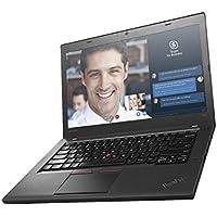 Lenovo ThinkPad Laptop T Series T460 Intel Core i5 6th Gen 6200U (2.30 GHz) 8 GB 500 GB HDD Intel HD Graphics 520 14.0 Windows 7 Professional 64-Bit