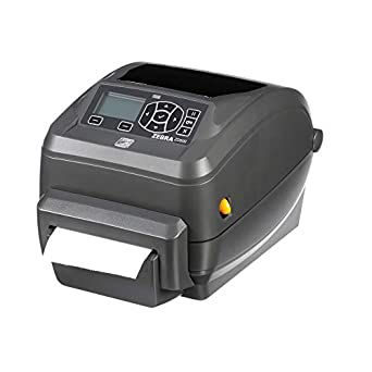 Amazon.com: Zebra - ZD500t Thermal Transfer Desktop Printer ...