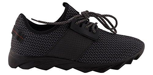 Tamboga Unisex Low Sneaker Sneaker Lewis H1629, Farben:Negro, Größe Schuhe:44
