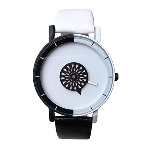 MODIWEN Fashion Creative Causal Unisex Watches for Students Couples Korea Style Waterproof Quartz Wrist Watch