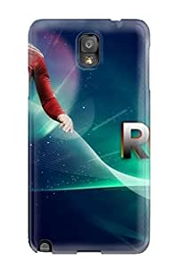 Art Marie Johnson Design High Quality Download Arjen Robben Cover Case With Excellent Style For Galaxy Note 3