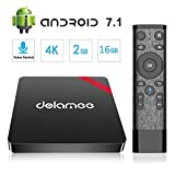 Android Tv Box, Dolamee D3 Pro Android 7.1 2GB RAM 16GB ROM True