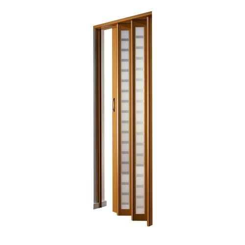 Spectrum HSMETRO3280BESQ Metro 32'' x 80'' Frosted Square Plexiglas Door, Beech by LTL Home Products