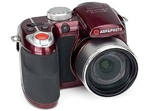 AGFAPHOTO Selecta 16 Burgundy 16 MP Digital Camera with 15x Optical Zoom
