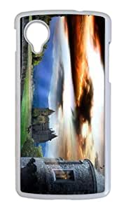 Beautiful Native Design Case for Google Nexus 5 PC White by Cases & Mousepads