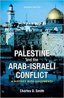Amazon. Com: palestine and the arab-israeli conflict: a history.