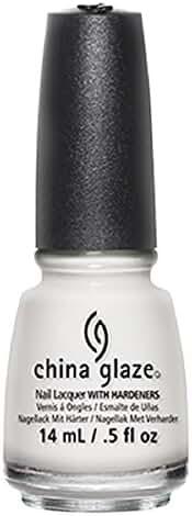 China Glaze White Out Nail Lacquer