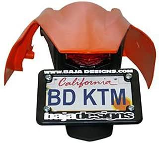 product image for Baja Designs 60-02044 Taillight 04 07 KTM Euro LED Fender,1 Pack