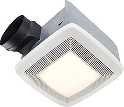 Broan Ultra Silent Ventilation Fan With Light, Quiet Exhaust Fan For  Bathroom And Home
