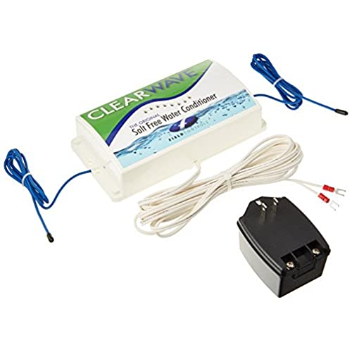 clearwave cw 125 salt free electronic water conditioner - No Salt Water Softener