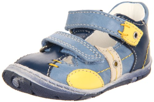 Primigi Boyl-E Fisherman Sandal (Infant/Toddler),Indaco (6443377),19 EU (3.5 M US Infant) by Primigi