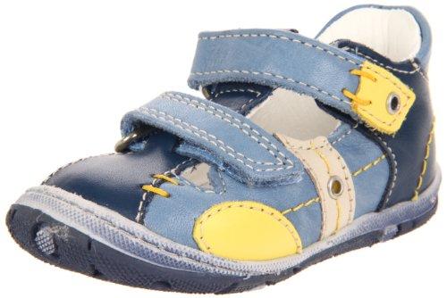 Primigi Boyl-E Fisherman Sandal (Infant/Toddler),Indaco (6443377),19 EU (3.5 M US Infant) by Primigi