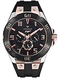 Watch Viceroy Fernando Alonso 47675-95 Men´s Black