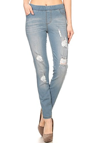 Jeans Lean Bootcut Jean - 3