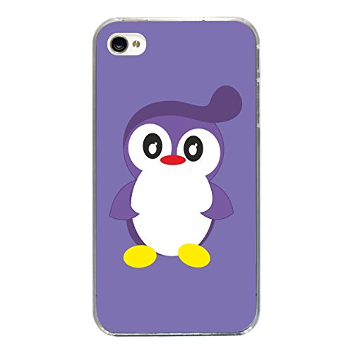 "Disagu Design Case Coque pour Apple iPhone 4s Housse etui coque pochette ""Pinguin"""