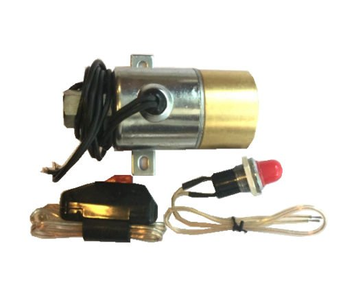 Line lock, heavy duty type,brake lock,roll control,hill holder, w/light & (Line Lock Brake Control)