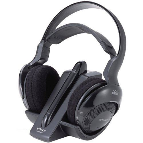 900mhz Analog Rf Wireless Headphone - 1