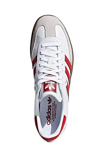 Homme Balcri Samba 000 adidas Ftwbla Blanc Fitness OG Chaussures Escarl de XgnnWfqzwd
