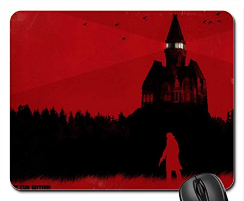 Price comparison product image The Evil Within Mouse Pad, Mousepad (10.2 x 8.3 x 0.12 inches)
