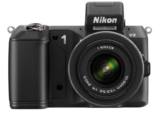 Nikon Mirrorless Interchangeable Lens Camera with 1 NIKKOR VR 10-30mm f/3.5-5.6 - International Version