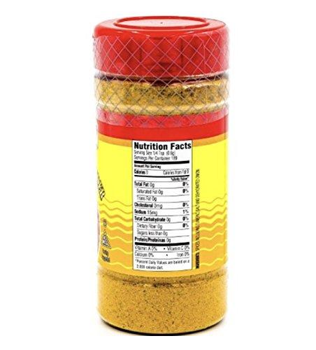 Caribbean Rhythms Mild Curry Powder 4 oz by Caribbean Rhythm (Image #1)